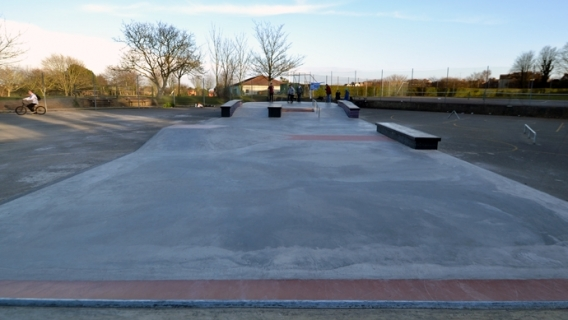 Broadstairs Skatepark