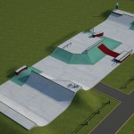 The Plans for Bradford Skatepark