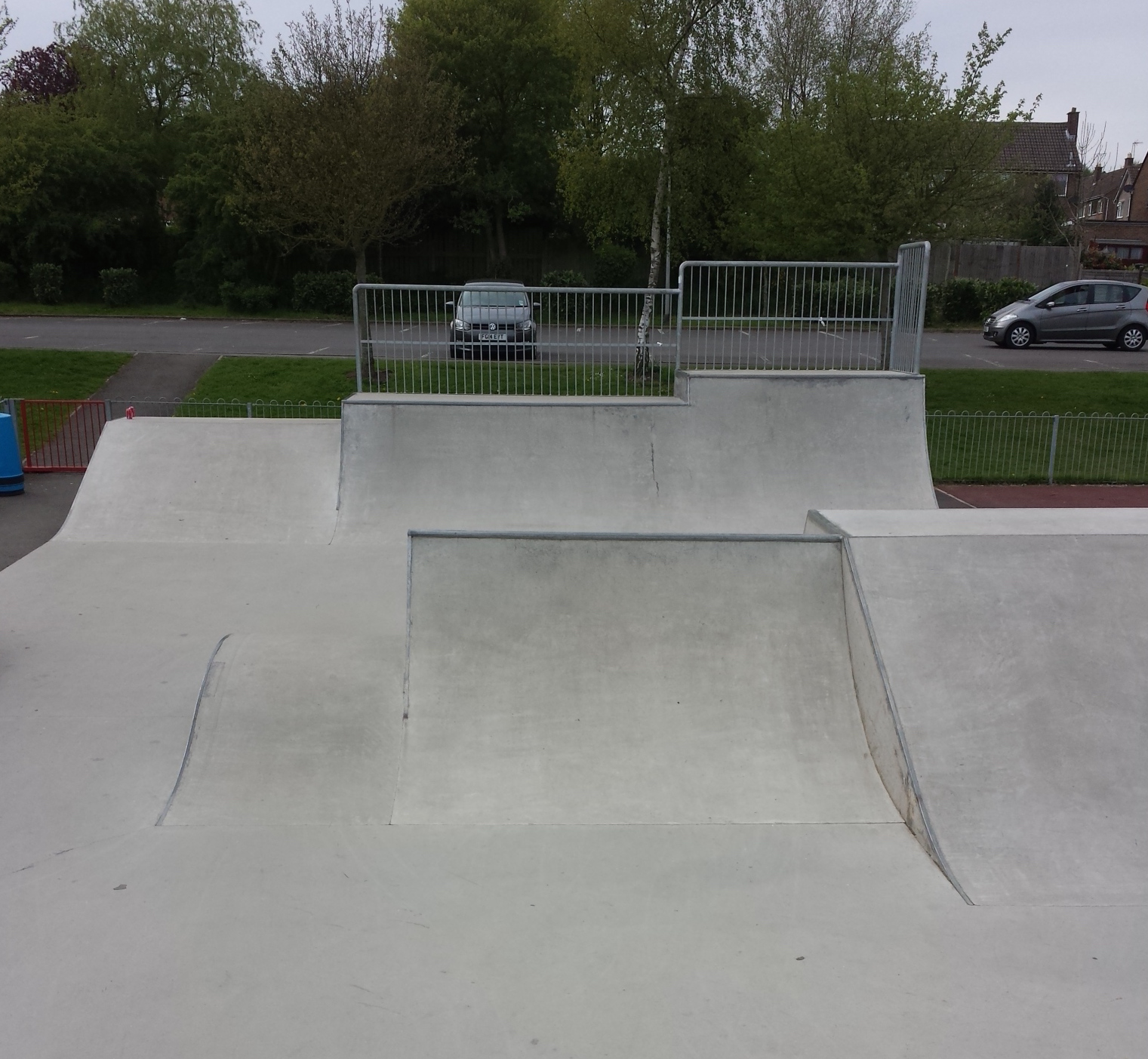 Guide to markfield skatepark for Indoor skatepark design uk