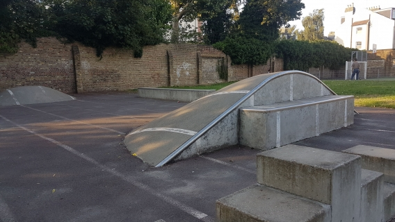 Normand Park Skatepark