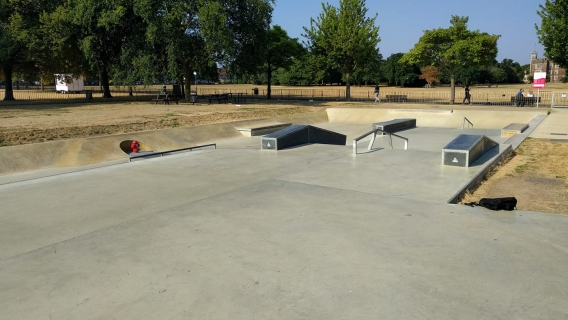 Better Extreme Skatepark (Sutcliffe)