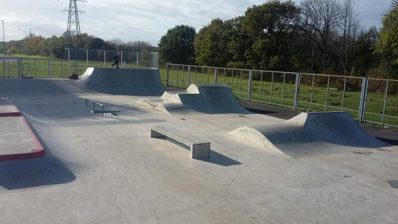 Fender Skatepark (Beechwood Estate)