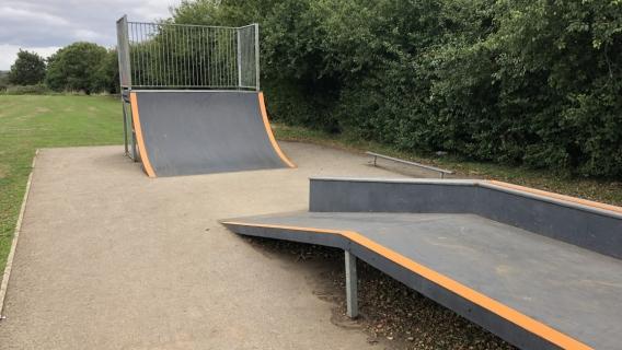 Shortstown Skatepark