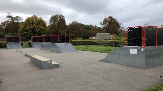 Fulbourn Skatepark