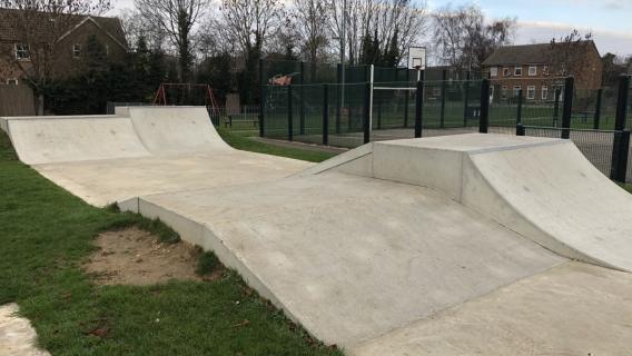 Earith Skatepark