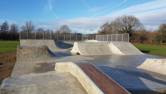 East Leake Skatepark