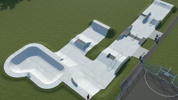 Kie Park Skatepark (Whitehaven)
