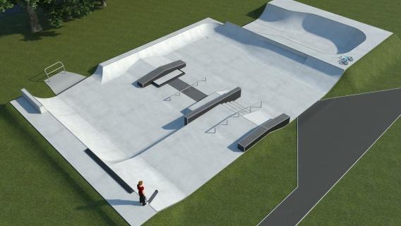 Pepper Road Skatepark