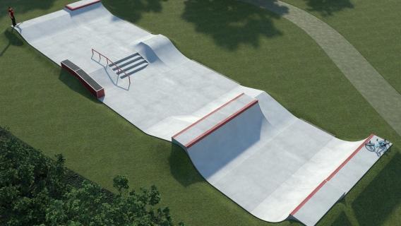 Martley Skatepark