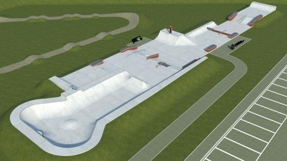 Monmouth Skatepark