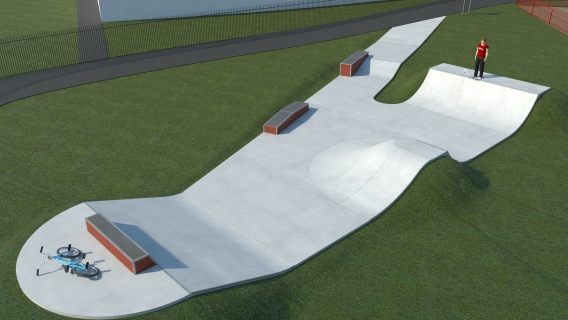 Wishaw Skatepark