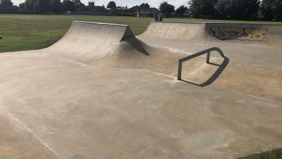 Bracebridge Heath Skatepark