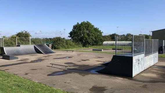 Cambourne Skatepark