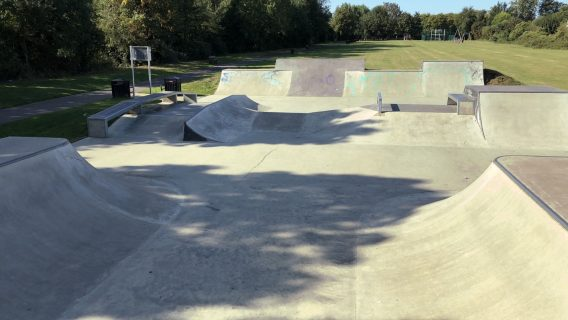 Chatteris Wenny Recreational Ground Skatepark