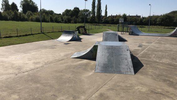 Stanground Skatepark
