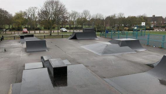 Cranfield Skatepark