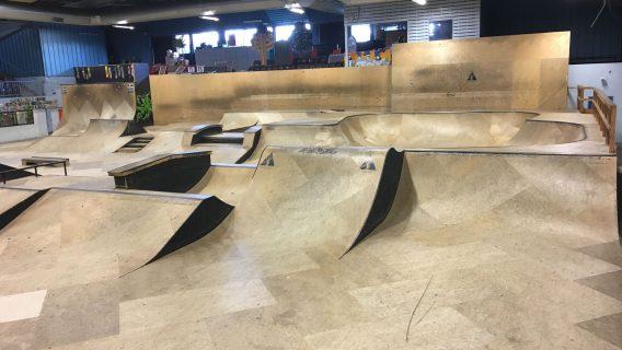 Wepre Skatepark (Deeside)