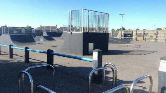Skatepark Graveyard