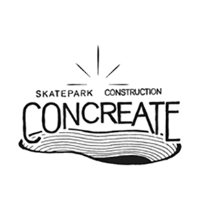 Concreate Skateparks Logo