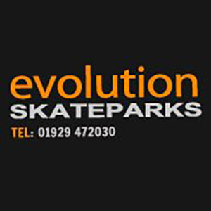 Evolution Skateparks Logo