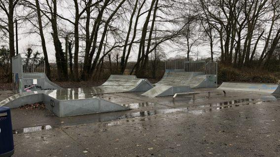 Great Yeldham Skatepark