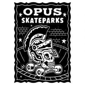 Opus Skateparks Logo