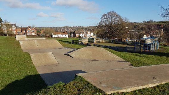 Holmers Farm Skatepark