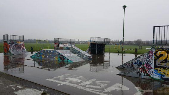 Seven Kings Park Skatepark