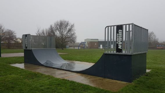 High Halstow Skateboard Park