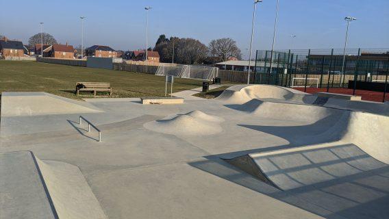 Southwater Sports Club Skatepark