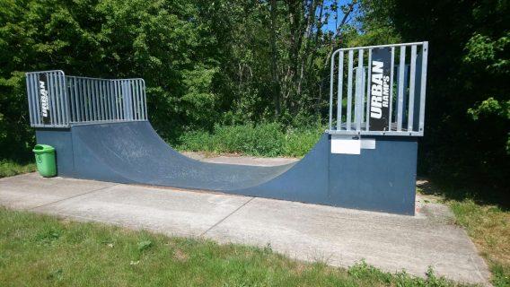 Anstey Mini Ramp
