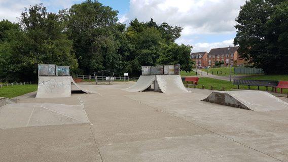 Flackwell Heath Skatepark