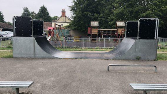 Fordham Skatepark