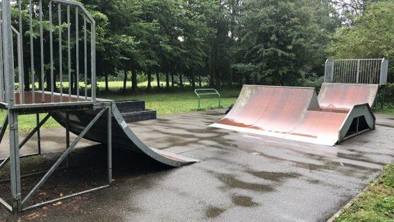 Harrold-Odell Skatepark