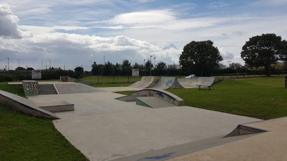 Temple Park Skatepark