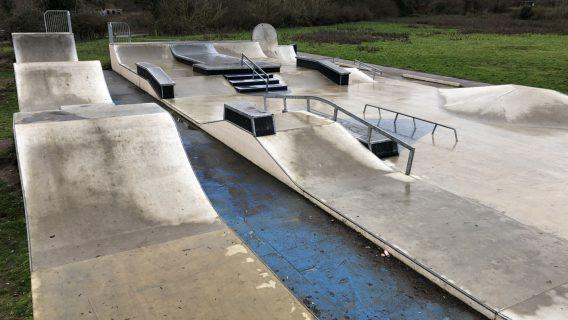 Beccles Skatepark