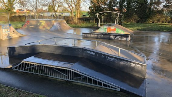 Framlingham Skatepark
