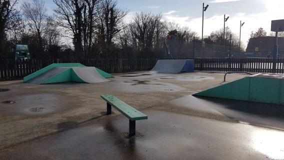 Greetham Community Centre Skatepark