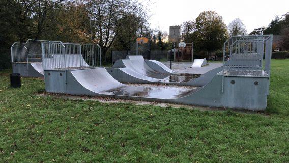 Haughley Skatepark